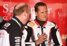 Photo of Michael Schumacher internado para fazer tratamento em Paris