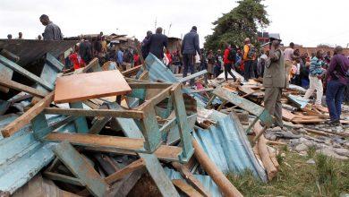 Photo of Pelo menos sete criançasmortas e 57 feridas após colapso de escola no Quénia