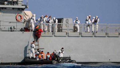 Photo of Navio humanitário Ocean Viking vai atracar na terça-feira em porto italiano