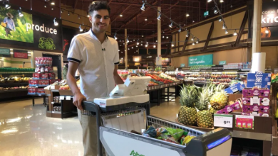 Photo of Sobeys unveils Canada's 1st smart grocery cart, promising a 'frictionless' shopping experience