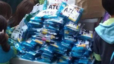 Photo of Associação CASA recebe kits de higiene para famílias carenciadas e sem-abrigo do Funchal