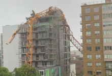 Photo of Businesses affected by crane collapse seek to launch class-action lawsuit