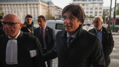 Photo of Fugitive Catalan leader Carles Puigdemont officially denied entry into Canada