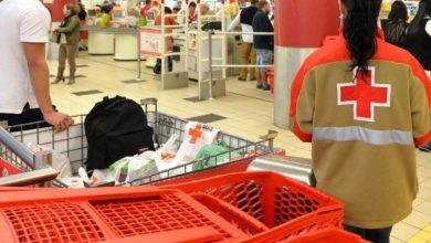 Photo of Cruz Vermelha Portuguesa recolheu 9.000 quilos de produtos alimentares na Madeira