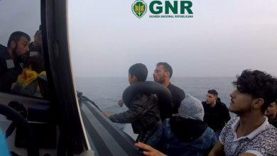 Photo of GNR resgata 36 migrantes na ilha de Samos