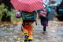 Photo of Here's when will it rain the hardest in Toronto on Halloween