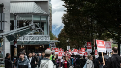 Photo of Vancouver hotel worker strike causes downtown event cancellations