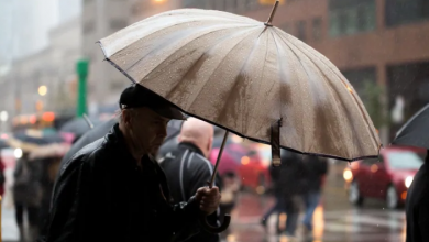Photo of 'Significant' rain and strong winds in store for Halloween
