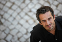 Photo of Escritor José Luís Peixoto na Terceira