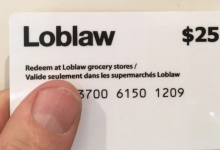 Photo of Loblaws wanted too much information for $25 gift cards, privacy commissioner finds