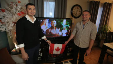 Photo of Couple thankful to live 'best life' in Toronto after years of fearing U.S. deportation