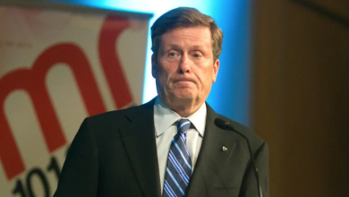 Photo of Mayor Tory condemns Toronto Public Library for booking speaker accused of transphobia