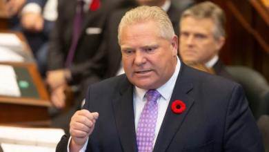 Photo of Doug Ford's legal aid 'guarantee' caused big headache for his government, documents show