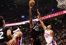 Photo of Raptors finally get 1st win against ex-coach Dwane Casey's Pistons
