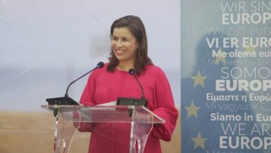 Photo of Sara Cerdas inaugura Gabinete da Europa em Machico