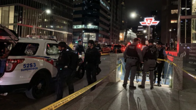 Photo of Man dead after stabbing downtown