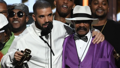 Photo of Drake and his dad clash over absentee father claims in lyrics