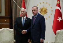 Photo of Turquia suspende ofensiva na Síria após acordo com os EUA