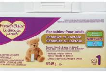 Photo of Walmart infant formula recalled due to Cronobacter contamination