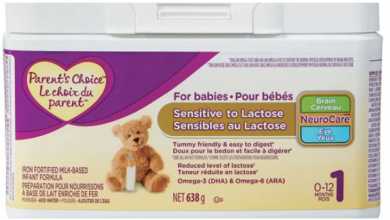 Photo of Walmart infant formula recalled due to Cronobacter contamination