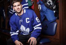 Photo of Toronto native John Tavares named captain of Maple Leafs