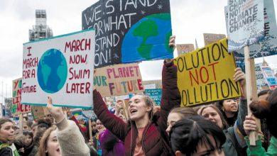 Photo of Greve global pelo clima reúne milhões ao redor do mundo