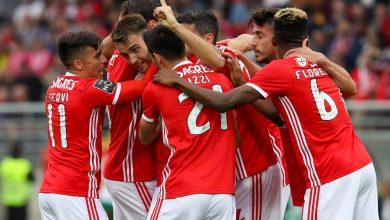 Photo of Benfica arranca vitória suada em Tondela com golo de Ferro