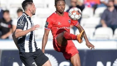 Photo of Gil Vicente e Portimonense empatam em Barcelos