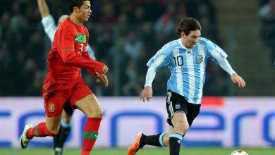 """Photo of Messi: """"Tenho saudades da rivalidade com Ronaldo"""""""