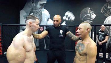 """Photo of """"Popeye"""" russo estreou-se no MMA e caiu ao primeiro assalto"""