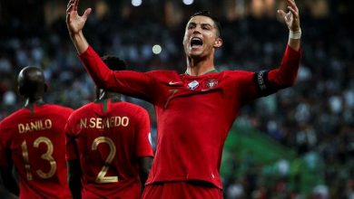 """Photo of Ronaldo tira o """"chapéu"""" na vitória de Portugal frente a Luxemburgo"""