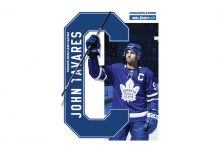 Photo of John Tavares: Capitão do Maple Leafs