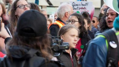 Photo of Greta Thunberg rejeita prémio ambiental em sinal de protesto