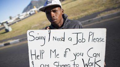 Photo of Desemprego na África do Sul atinge 29,1% e bate recorde em 11 anos