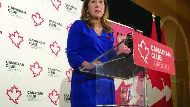 Photo of Ana Bailão leva a habitação acessível ao Canadian Club