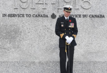 Photo of Lest we forget: Canadians gather to mark Remembrance Day