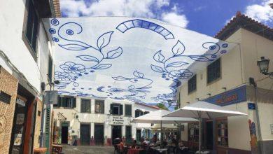 Photo of Arte urbana em Câmara de Lobos recebe distinção nacional