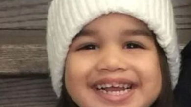 Photo of 'Devastated' family of toddler killed by falling air conditioning unit hires lawyer to investigate