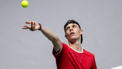 Photo of Canada prepares for Davis Cup QF vs. Australia after winning group F