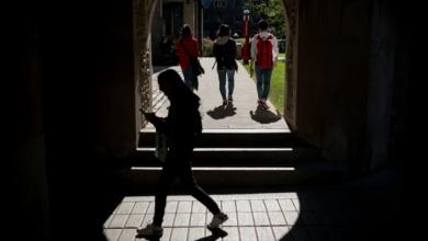 Photo of Fecal matter thrown onto people at 2 Toronto universities