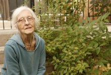 Photo of 'They're taking my life': Elderly couple fighting condo board's order to rip out their garden