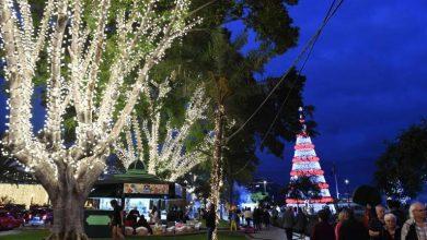 Photo of Natal da Madeira volta a ter mais de um milhão de lâmpadas no Funchal