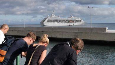 Photo of Porto do Funchal com crescimento mínimo em escalas