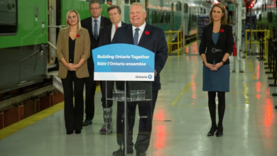 Photo of Doug Ford's budget update will promise to 'build Ontario together'
