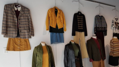 Photo of Thrifting is losing its stigma: second-hand clothes are sustainable — and cool