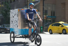 Photo of Online shopping deliveries clog our roads. E-cargo bikes could help fix the problem