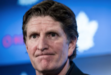 Photo of Maple Leafs fire head coach Mike Babcock amid 6-game losing streak