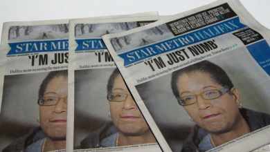 Photo of Toronto Star shutting down StarMetro newspapers