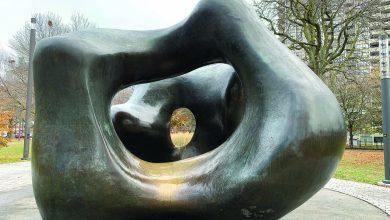 Photo of Escultura nas ruas da cidade
