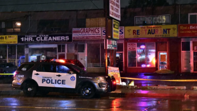 Photo of 1 dead, 2 injured in overnight shootings in Toronto
